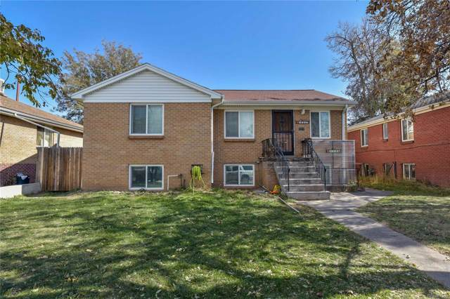 3334 Olive Street, Denver, CO 80207 (MLS #6001467) :: Colorado Real Estate : The Space Agency