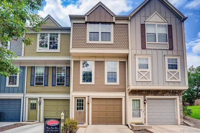 8296 S Fillmore Way, Centennial, CO 80122 (MLS #6001555) :: 8z Real Estate