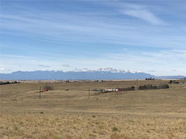 123 Murphy Road, Calhan, CO 80808 (#6001645) :: Hometrackr Denver