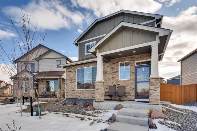 11715 Park South Lane, Parker, CO 80138 (#6001952) :: Harling Real Estate