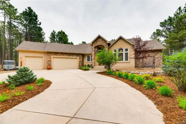 19665 Desparado Drive, Colorado Springs, CO 80908 (#6002240) :: The Tamborra Team