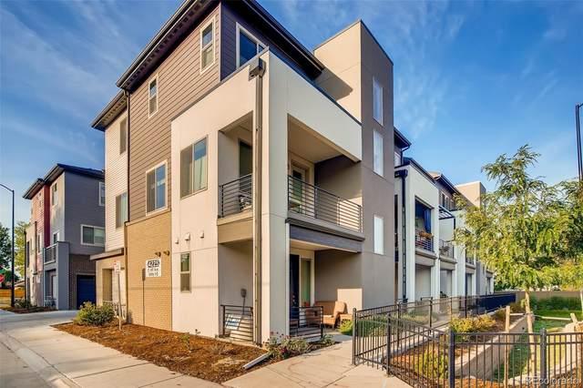 4225 E Iliff Avenue #4, Denver, CO 80222 (#6002367) :: The Dixon Group