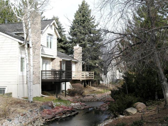 4605 S Yosemite Street #36, Denver, CO 80237 (#6002622) :: Bring Home Denver