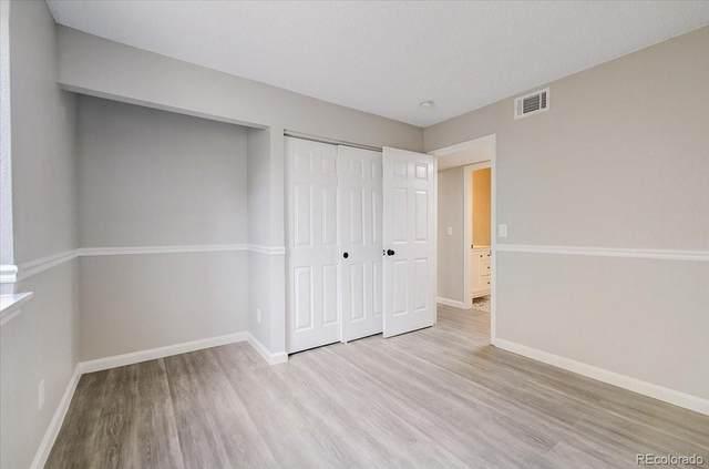 8770 Corona Street #203, Denver, CO 80229 (#6002805) :: The Artisan Group at Keller Williams Premier Realty