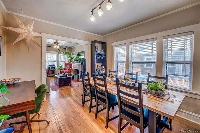 806 Garfield Street, Denver, CO 80206 (#6003113) :: Kimberly Austin Properties