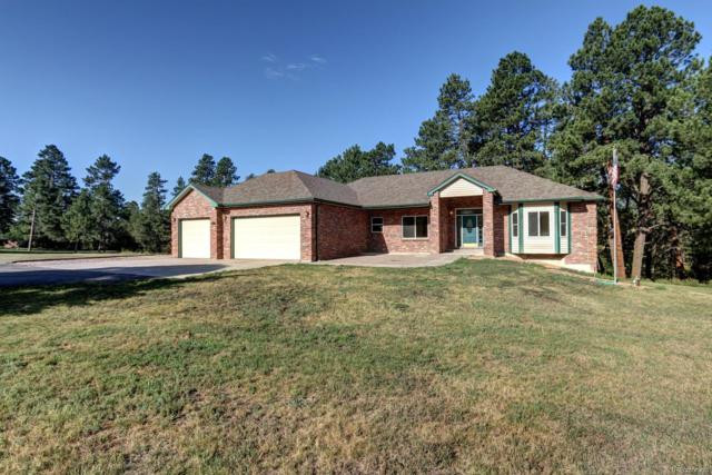 2275 S Evans Way, Franktown, CO 80116 (#6003497) :: The DeGrood Team