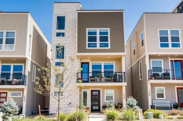 7436 S Logan Street, Littleton, CO 80122 (MLS #6004076) :: 8z Real Estate