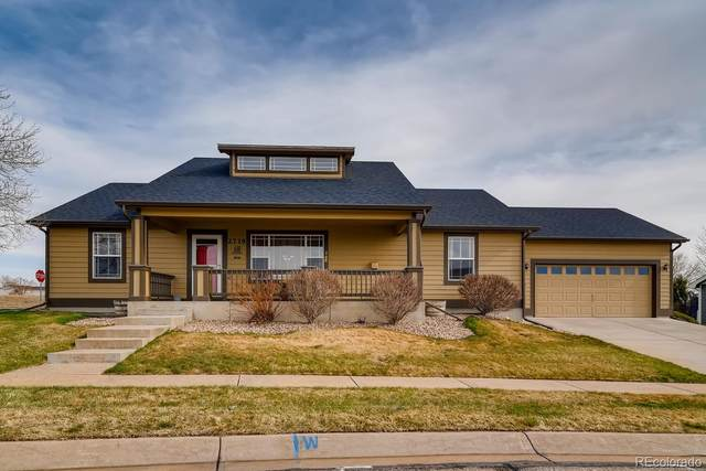 2719 Bluebells Drive, Evans, CO 80620 (#6004333) :: The Harling Team @ HomeSmart