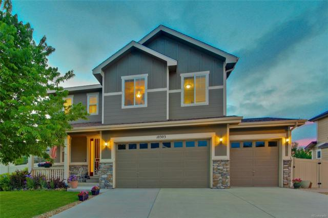 10303 Bald Eagle Street, Firestone, CO 80504 (#6004619) :: The Heyl Group at Keller Williams