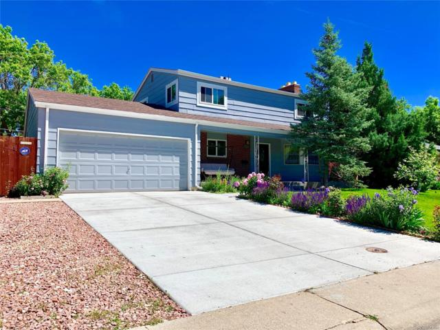 11105 Allendale Drive, Arvada, CO 80004 (MLS #6004642) :: Bliss Realty Group