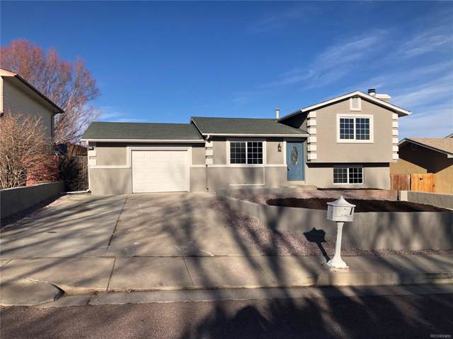 7015 Woody Creek Drive, Colorado Springs, CO 80911 (MLS #6004966) :: Bliss Realty Group