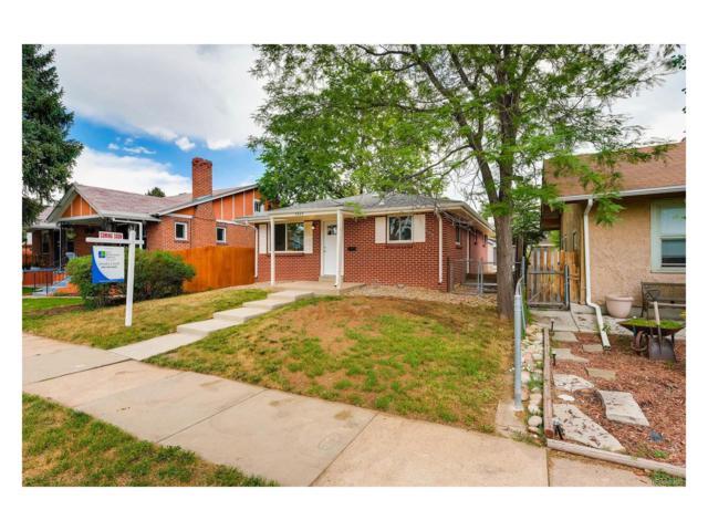 2622 S Lincoln Street, Denver, CO 80210 (MLS #6005194) :: 8z Real Estate