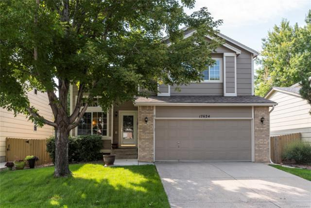 17624 Hoyt Place, Parker, CO 80134 (#6005478) :: Bring Home Denver