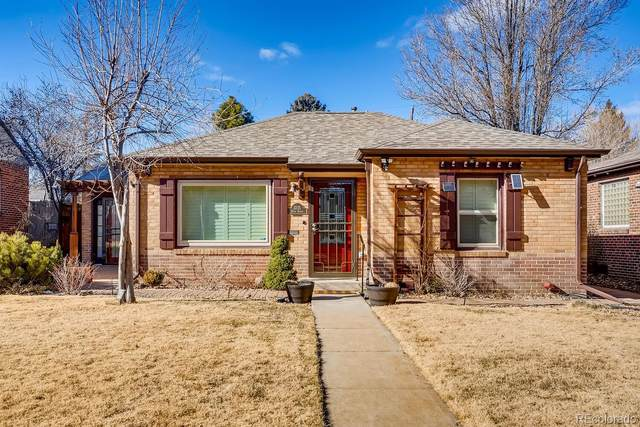 1235 Holly Street, Denver, CO 80220 (#6005633) :: The Healey Group