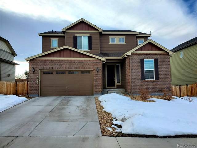 2491 Summerhill Drive, Castle Rock, CO 80108 (#6005646) :: Bring Home Denver with Keller Williams Downtown Realty LLC