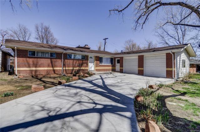 2190 Reed Drive, Lakewood, CO 80214 (#6005784) :: The Peak Properties Group