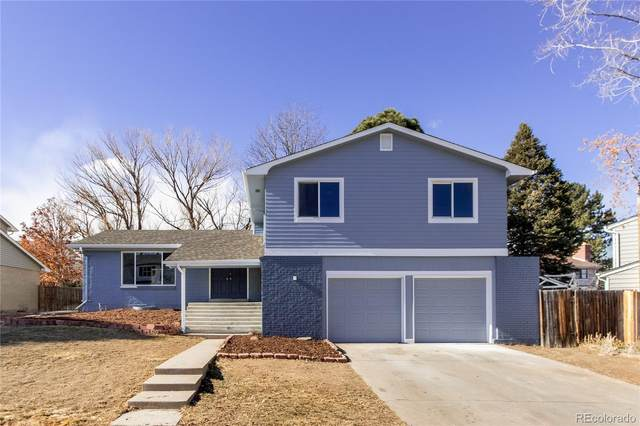 3147 S Xenia Street, Denver, CO 80231 (#6006539) :: The Dixon Group