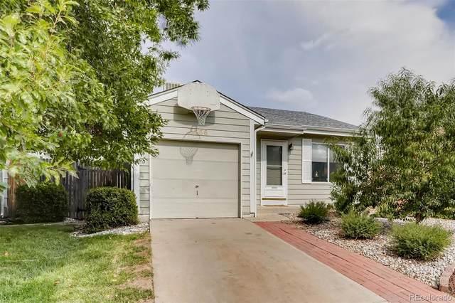 3066 S Uravan Street, Aurora, CO 80013 (MLS #6007106) :: Kittle Real Estate