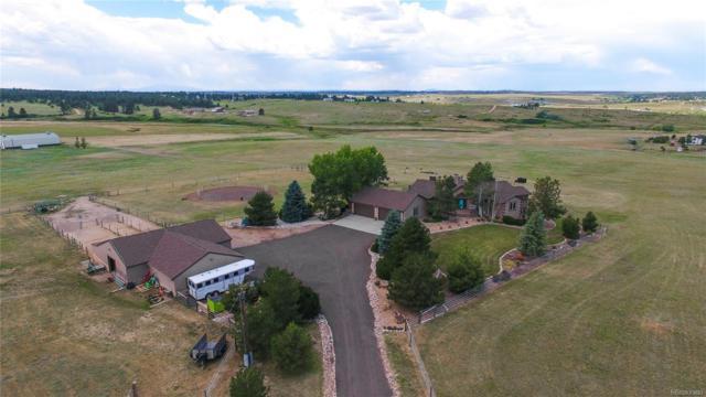 39773 County Road 21, Elizabeth, CO 80107 (MLS #6007168) :: 8z Real Estate