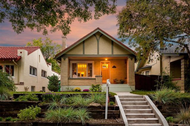 1017 Milwaukee Street, Denver, CO 80206 (#6007336) :: Wisdom Real Estate