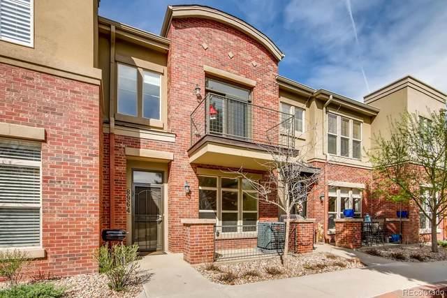 8964 E Nichols Place, Centennial, CO 80112 (#6007393) :: Compass Colorado Realty