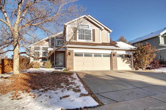 4926 N Sungold Lane, Castle Rock, CO 80109 (#6007719) :: The HomeSmiths Team - Keller Williams