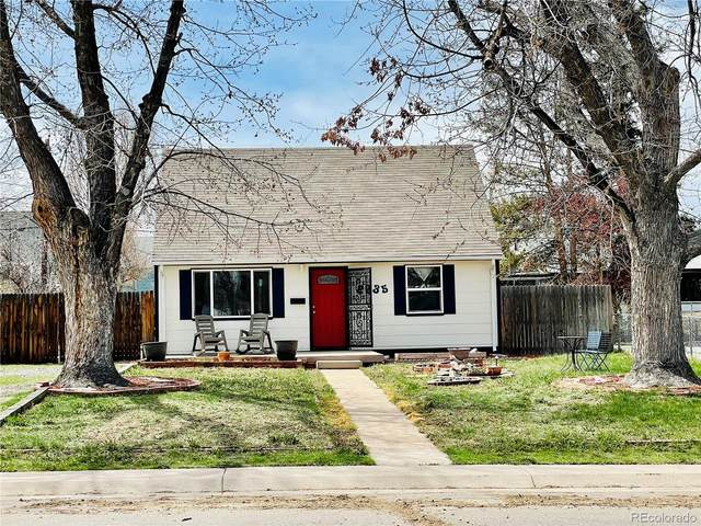 2635 S Irving Street, Denver, CO 80219 (#6007839) :: Wisdom Real Estate