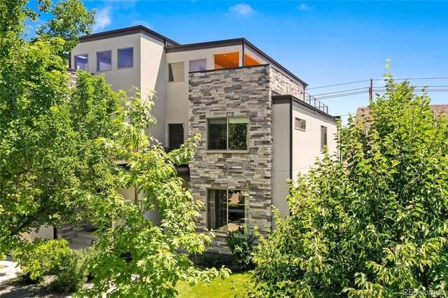 2764 S Bannock Street, Englewood, CO 80110 (#6008240) :: The Griffith Home Team