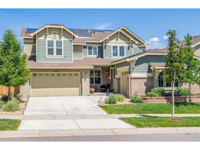 25347 E Arbor Drive, Aurora, CO 80016 (MLS #6008247) :: 8z Real Estate