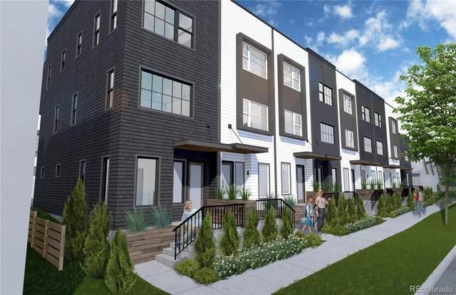3725 N Jason Street #5, Denver, CO 80211 (#6008575) :: Real Estate Professionals