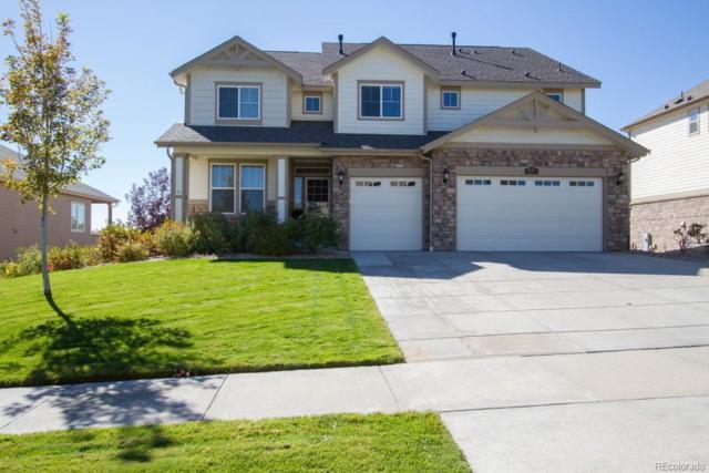 8287 S Country Club Parkway, Aurora, CO 80016 (#6008658) :: Compass Colorado Realty