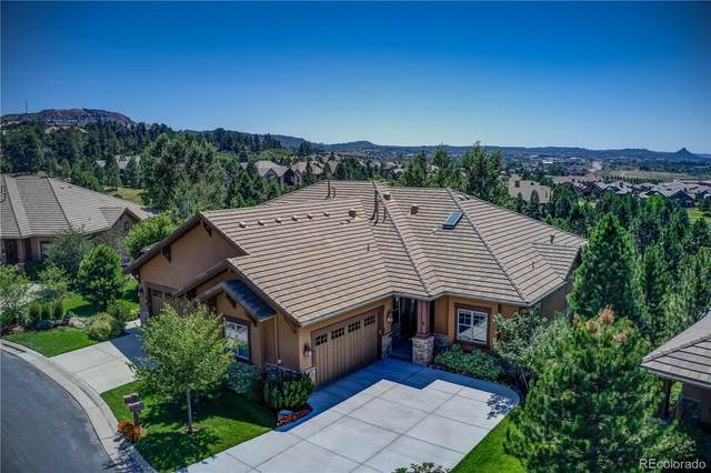 4320 Chateau Ridge Road, Castle Rock, CO 80108 (MLS #6008698) :: 8z Real Estate