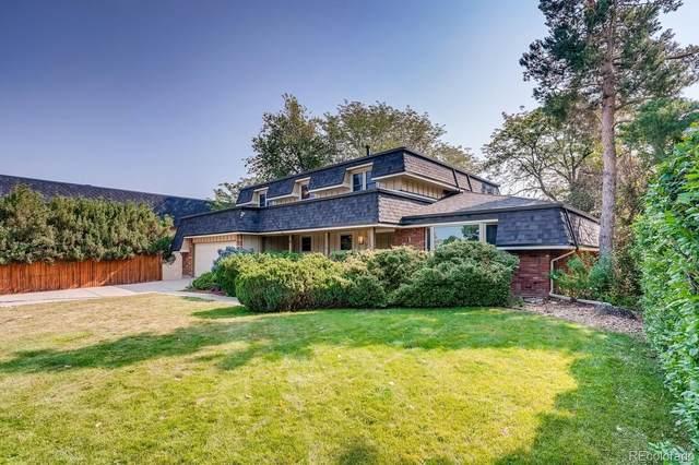 3574 S Poplar Street, Denver, CO 80237 (#6008735) :: Venterra Real Estate LLC