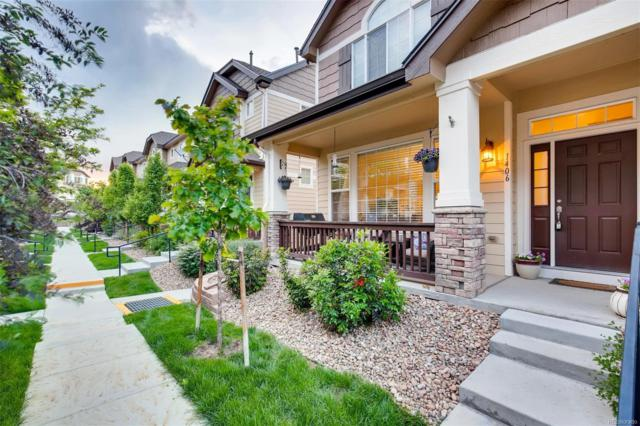 1406 Turnberry Drive, Castle Rock, CO 80104 (#6008995) :: The HomeSmiths Team - Keller Williams