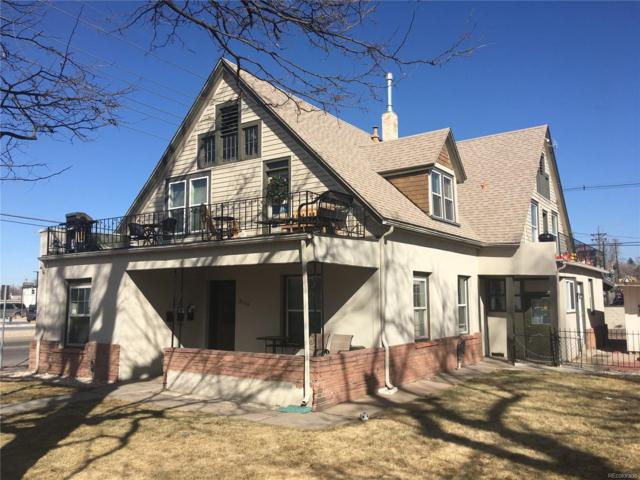 3100 S Acoma Street, Englewood, CO 80110 (#6009040) :: Sellstate Realty Pros