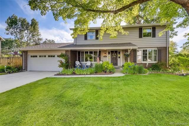 7637 S Cedar Circle, Littleton, CO 80120 (#6009587) :: The HomeSmiths Team - Keller Williams
