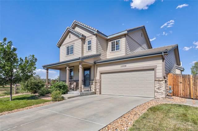 12950 Spruce Street, Thornton, CO 80602 (MLS #6009736) :: 8z Real Estate