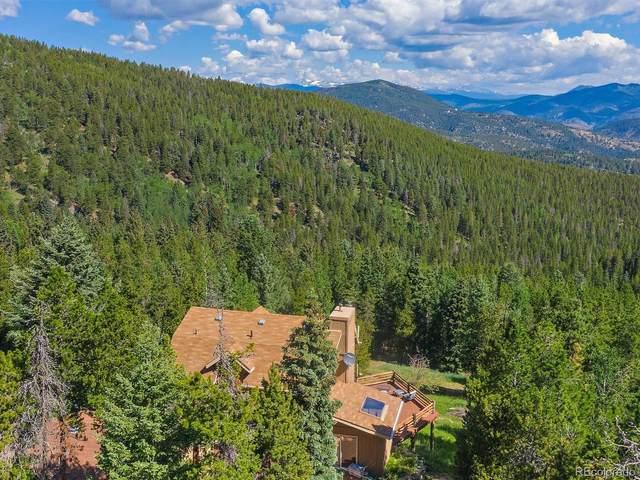 318 Castlewood Drive, Evergreen, CO 80439 (MLS #6009836) :: 8z Real Estate