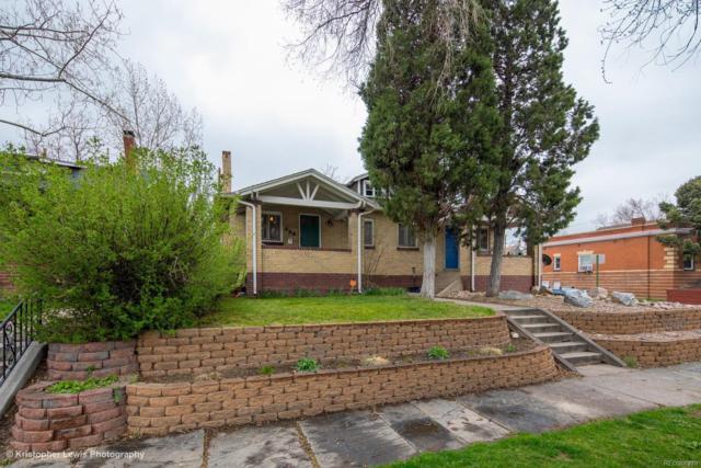 496 S Sherman Street, Denver, CO 80209 (MLS #6010434) :: The Sam Biller Home Team