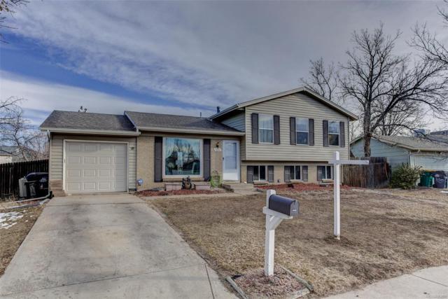 1665 S Quintero Way, Aurora, CO 80017 (MLS #6010633) :: Kittle Real Estate
