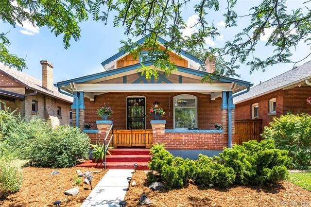 1388 S Lincoln Street, Denver, CO 80210 (#6010905) :: Compass Colorado Realty