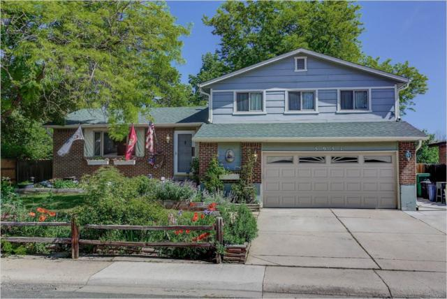 5951 W 108th Avenue, Westminster, CO 80020 (#6011474) :: The Heyl Group at Keller Williams