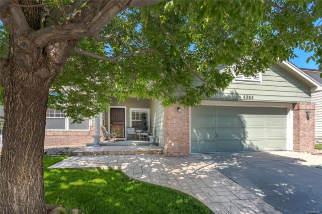 6265 S Killarney Street, Centennial, CO 80016 (#6011662) :: The Heyl Group at Keller Williams