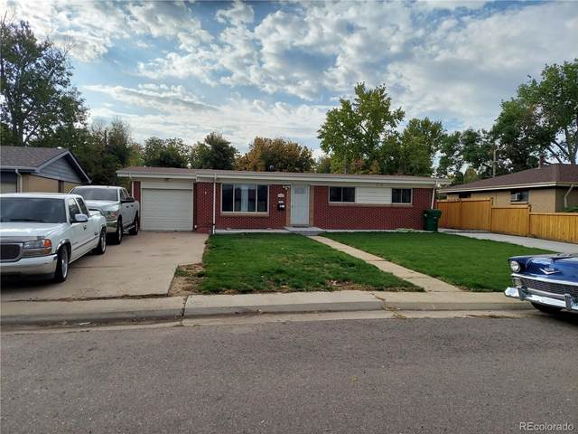 3216 Revere Street, Aurora, CO 80011 (MLS #6012080) :: Neuhaus Real Estate, Inc.