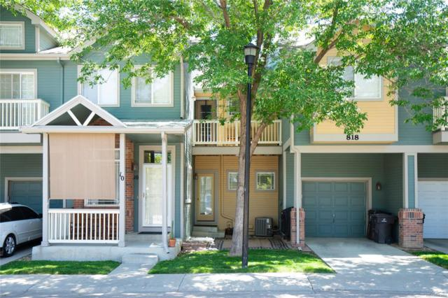 818 S Terry Street B10, Longmont, CO 80501 (#6012857) :: Colorado Home Finder Realty