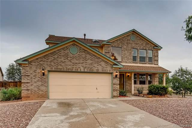 1476 Coolcrest Drive, Colorado Springs, CO 80906 (MLS #6013239) :: 8z Real Estate