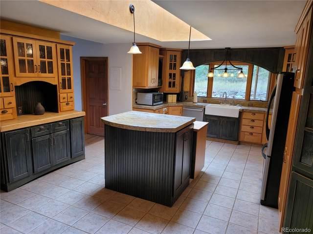 26994 Grey Moose Trail, Conifer, CO 80433 (#6013309) :: The HomeSmiths Team - Keller Williams