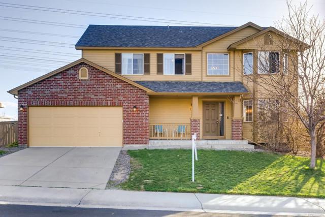 1351 Rosedale Street, Castle Rock, CO 80104 (#6013435) :: Bring Home Denver with Keller Williams Downtown Realty LLC