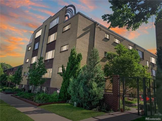 10 N Ogden Street #303, Denver, CO 80218 (#6013667) :: Real Estate Professionals