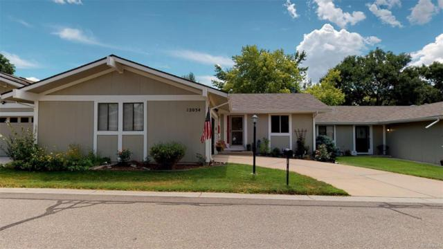 12034 E Maple Avenue, Aurora, CO 80012 (#6013744) :: James Crocker Team